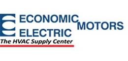 Sponsor - Economic Electric Motors