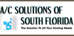Member - A/C Solutions of S. Florida